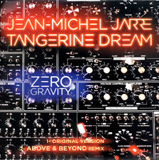 """Jean Michel Jarre Tangerine Dream RARE Limited Edition of only 1000 12"""" NEW"""