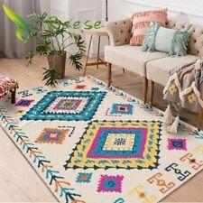Modern 3d Japanese Style Wooden Floor Carpet Living Room Bedroom Non-slip Carpet