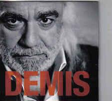 Demis Roussos-Demis Promo cd album 10 tracks cardsleeve