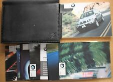 BMW X5 E53 Manuale Proprietari Manuale Wallet 1999-2003 Pack 12428