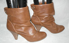 New Look Block Heel Pull On Ankle Boots for Women