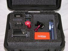 Black Pelican ™ 1300 Case fits 1 GoPro Hero6 6 5 4 3+ 3 2 Black Ed +nameplate