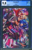 Harley Quinn 58 (DC) CGC 9.8 White Pages Derrick Chew Variant