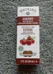 Watkins Cherry Extract 2 oz