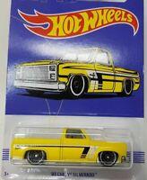 Hot Wheels Premium Diecast Cars 83 Chevy Silverado Super American Vehicles