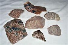 Bellarmine stoneware sherds 17th century  (b)