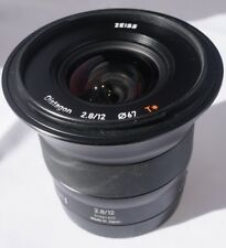 Zeiss Touit 12mm f/2.8 Aspherical Lens  for SONY E-mount