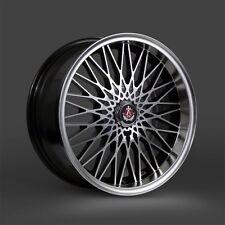 """4 x 17"""" AXE EX3 ALLOY WHEELS  VW BEETLE BORA GOLF AUDI A1 SEAT SKODA"""