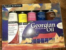 Georgian Oil Mixing Set