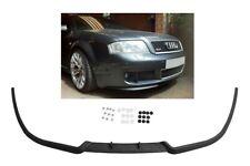 Für Audi A6 S6 4B Front Spoiler Lippe Frontlippe Frontansatz + Anbaumaterial
