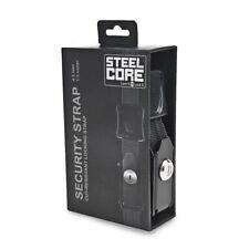 Kriega Steelcore Stahlkern-Sicherheitsgurt : Schwarz