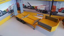 Bruder Low Loader trailer, suit Tamiya/Wedico 1/14, 1/16  RC truck