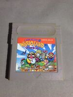 40056 WARIO LAND Super Mario Land 3 Nintendo GB Game Boy Japan