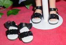 Sandals for Little Darling and similar dolls, 2 prs
