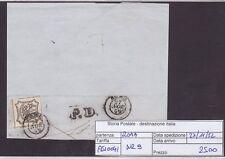 STORIA POSTALE - ANTICHI STATI - ASI0041 - PONTIFICIO - 25€