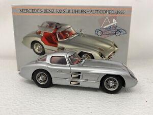 1/24 Minichamps First Class 1955 Mercedes Benz 300 SLR UHLENHAUT Coupe