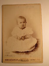Bischofteinitz & Taus / Dobrzan - 1894 - kleines Kind - Baby Mädchen / KAB