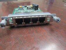Cisco VIC-4FXS/DID Voice Interface Card