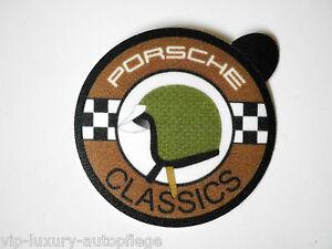 Porsche Classics Aufkleber Rund 911 997 991 993 964 356