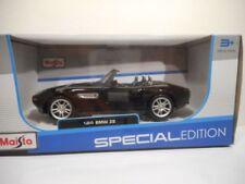 Véhicules miniatures bleus Maisto BMW