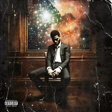 Kid Cudi - Man on the Moon 2: The Legend of Mr. Rager Audio CD 2010 Explicit NEW