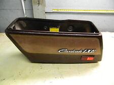 86 Suzuki GV1400 GV 1400 GD Cavalcade left side saddlebag saddle bag storage box