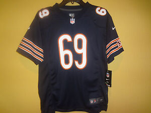 New Youth Nike On-Field Chicago Bears Jared Allen Jersey #69 Navy Blue MSRP $70