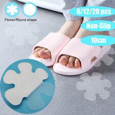 Anti Slip Non-Slip Flower Round Shape Safety Flooring Bath Stickers Tub Shower