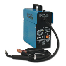 Awelco Saldatrice a filo continuo animato 90ah NO GAS 230V con accessori MIG ONE