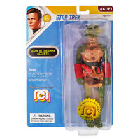 Mego Sci-Fi Star Trek Captain Gorn Glow 8 Inch Action Figure NEW IN STOCK