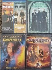 dvd lot cult classics action / sci-fi