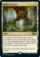 Fabled Passage x1 Magic the Gathering 1x Magic 2021 mtg card