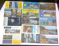 New Listingvintage Michigan official highway maps
