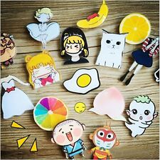 Fashion Japanese Video Christmas Brooch Pin Badge Women Girl Kids Jewelry