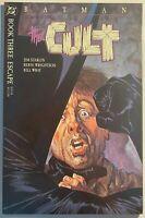 BATMAN: THE CULT 3 Prestige / 6.0 FINE + / DC Comics 1988