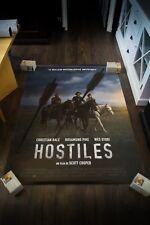 Hostiles 2017  Movie Poster A0-A1-A2-A3-A4-A5-A6-MAXI 693