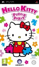 Hello Kitty: Puzzle Party (PSP) PEGI Rating: Ages 3 & over New & Factory Sealed