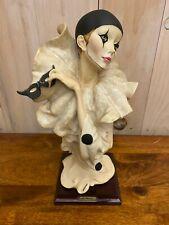 Giuseppe Armani Figurine Masquerade