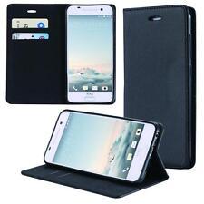 Funda-s Carcasa-s para HTC One A9 Libro Wallet Case-s bolsa Cover Negro