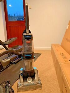 VAX ECR2V1P DUAL POWER PET ADVANCE CARPET CLEANER *FAULTY* FOR SPARES OR REPAIR