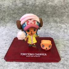 Anime One Piece Tony Tony Chopper Whole Cake Island Ver. PVC Figure New In Box