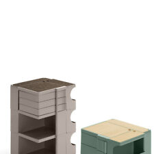 B-LINE Top - piano in legno per carrello Boby - design Joe Colombo 1970