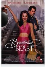 THE BEAUTICIAN AND THE BEAST Movie POSTER 27x40 Fran Drescher Timothy Dalton Ian