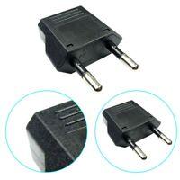 Travel Adapter UK Shaver Toothbrush BS4573 to EU CEE-7/16 2-pin Euro Plug TYuXs