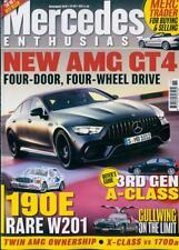 Mercedes Enthusiast Magazine November 2018 New AMG GT4