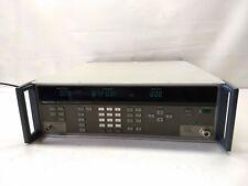 Gigatronics 6061A Synthesized RF Signal Generator 10kHz - 1050MHz