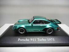 PORSCHE 911 TURBO 1975 ATLAS IXO 1:43