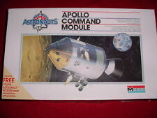MONOGRAM APOLLO COMMAND SERVICE MODULE SATURN V ROCKET LUNAR NASA ASTRONAUTS
