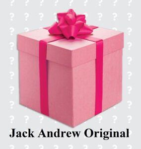 Jack Andrew Surprise Box (5 items) Pantyhose,Underwear, lingerie, adult toys...