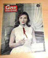 SERIE CINE ILLUSTRATO  ANNO 13°  N° 18  1957  MARIA PIAZZAI  ORIGINALE  !!!!!